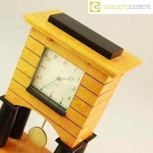 Alessi mantel clock michael graves - Orologio a pendolo da tavolo ...