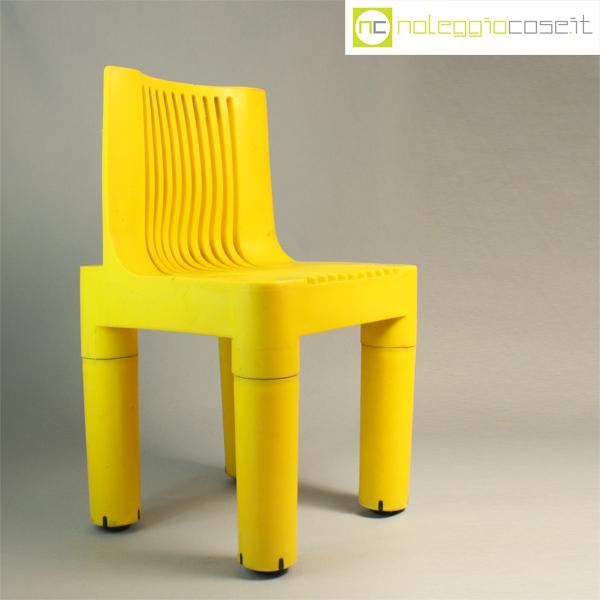 Kartell sedia k1340 m zanuso r sapper for Sedia design kartell