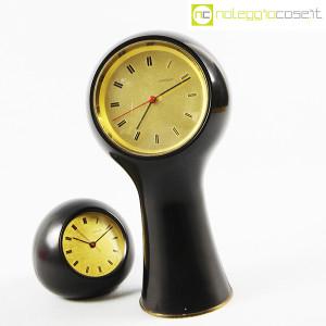Secticon, orologi da tavolo T1 e T2 nero, Angelo Mangiarotti (3)