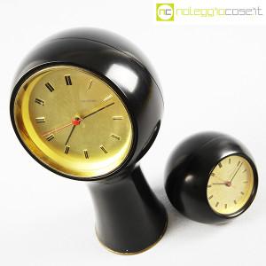 Secticon, orologi da tavolo T1 e T2 nero, Angelo Mangiarotti (4)
