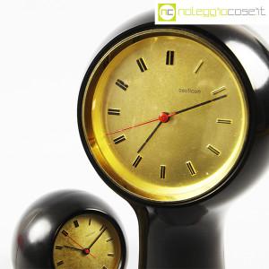 Secticon, orologi da tavolo T1 e T2 nero, Angelo Mangiarotti (5)
