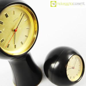 Secticon, orologi da tavolo T1 e T2 nero, Angelo Mangiarotti (6)
