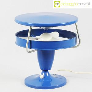 Ventilatore blu Space Age (1)