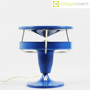 Ventilatore blu Space Age (2)