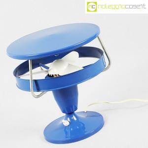 Ventilatore blu Space Age (3)