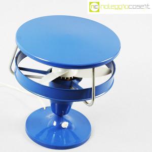 Ventilatore blu Space Age (4)