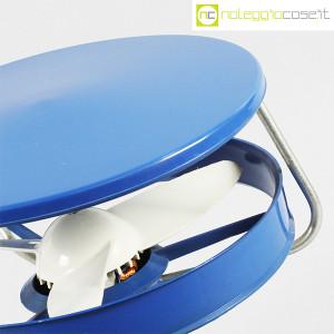Ventilatore blu Space Age (8)