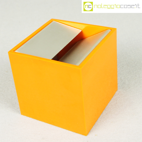 Danese milano cubo bruno munari for Danese design milano