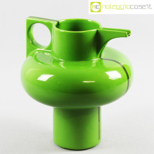 Cedit vaso brocca verde Sergio Asti