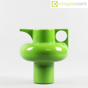 Cedit, vaso brocca verde, Sergio Asti (2)