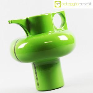 Cedit, vaso brocca verde, Sergio Asti (3)