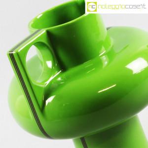 Cedit, vaso brocca verde, Sergio Asti (7)