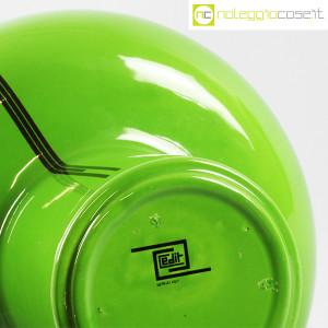 Cedit, vaso brocca verde, Sergio Asti (8)