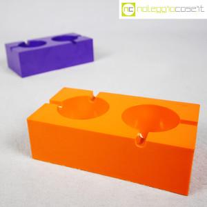 Olivetti, posacenere viola e arancione, Giorgio Soavi (6)