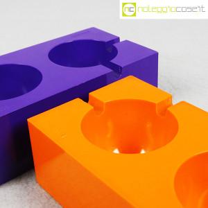 Olivetti, posacenere viola e arancione, Giorgio Soavi (7)