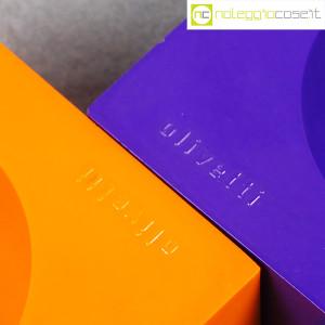 Olivetti, posacenere viola e arancione, Giorgio Soavi (8)
