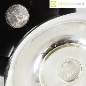 Bacci, Posacenere Spirale in marmo e silver plated, Achille Castiglioni (8)
