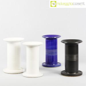Ceramiche Bucci, vasi colonna bianchi, Franco Bucci (9)