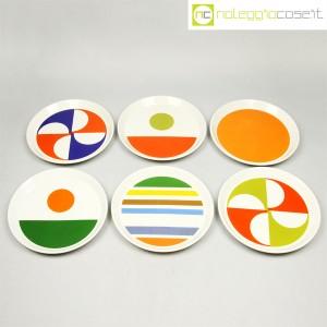 Ceramiche Franco Pozzi, servizio piatti e ciotole, Gio Ponti (4)