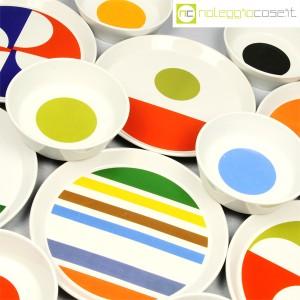 Ceramiche Franco Pozzi, servizio piatti e ciotole, Gio Ponti (5)