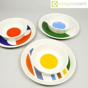 Ceramiche Franco Pozzi, servizio piatti e ciotole, Gio Ponti (7)