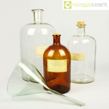 Bottiglie da laboratorio