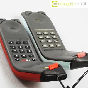 Italtel, telefoni mod. Cobra rosso e azzurro, PICO Design (7)