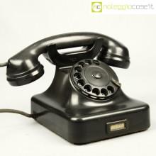 Siemens telefono in bachelite nero W48