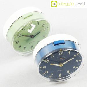 Veglia, orologi da tavolo verde e blu Polaris, Rodolfo Bonetto (4)