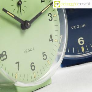 Veglia, orologi da tavolo verde e blu Polaris, Rodolfo Bonetto (9)