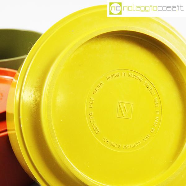 Arpe design set containers m vignelli - Contenitori da cucina ...