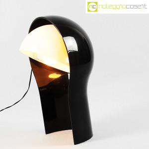 Artemide, lampada Telegono nera, Vico Magistretti (3)