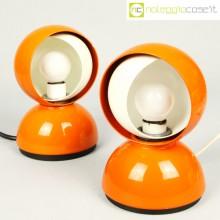 Artemide Eclisse Vico Magistretti arancione