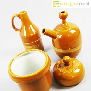 Ceramiche Franco Pozzi, coppia caraffe e contenitore, Ambrogio Pozzi (5)