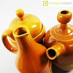 Ceramiche Franco Pozzi, coppia caraffe e contenitore, Ambrogio Pozzi (6)
