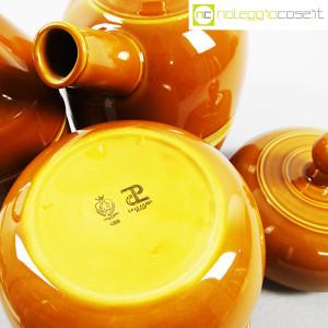 Ceramiche Franco Pozzi, coppia caraffe e contenitore, Ambrogio Pozzi (8)