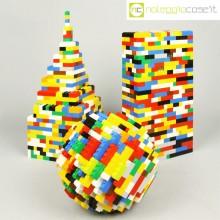 Lego mattoncini assemblabili colorati