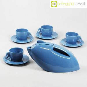 Pagnossin Ceramiche, Set da tè con teiera e tazze, Giugiaro Design (3)