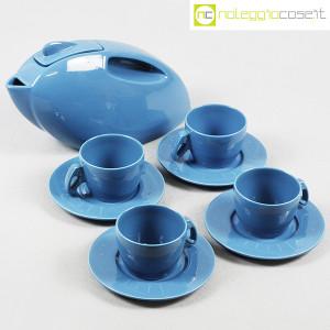 Pagnossin Ceramiche, Set da tè con teiera e tazze, Giugiaro Design (4)