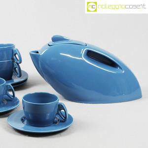 Pagnossin Ceramiche, Set da tè con teiera e tazze, Giugiaro Design (5)