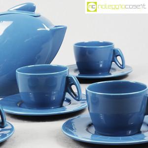 Pagnossin Ceramiche, Set da tè con teiera e tazze, Giugiaro Design (6)