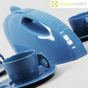 Pagnossin Ceramiche, Set da tè con teiera e tazze, Giugiaro Design (7)
