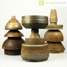 Totem antichi (stampi) in legno SET 01