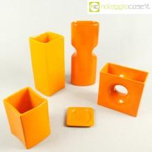 Gabbianelli ceramiche vasi arancione