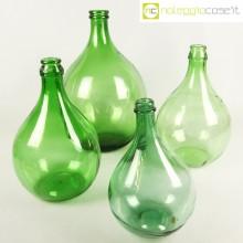 Bocce fiaschi in vetro dimensioni varie