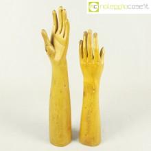 Mani in legno espositori per guanti