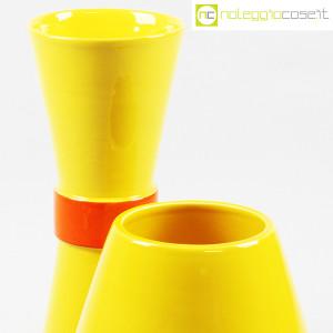 Rometti, coppia vasi gialli (6)