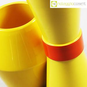Rometti, coppia vasi gialli (8)