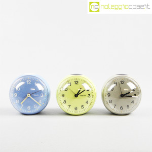 Veglia, orologi da tavolo Sfericlock, Rodolfo Bonetto (2)