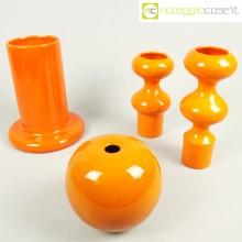 Ceramiche varie arancione